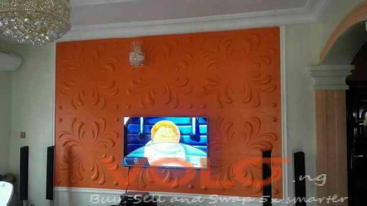 3d wallpaper and house painting services
