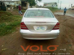 Mercedes-Benz C240 for sale.
