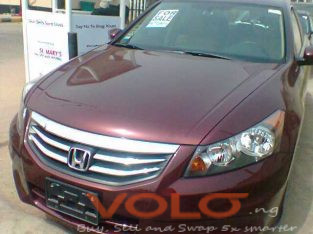 2007 Honda Accord evil spirit