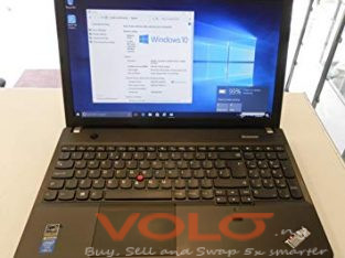 Lenove ThinkPad E540p 4GB Corei5
