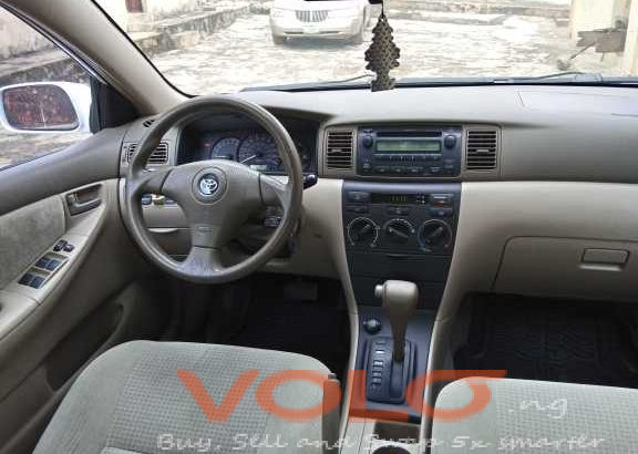 2006 Foreign Used Toyota Corolla CE